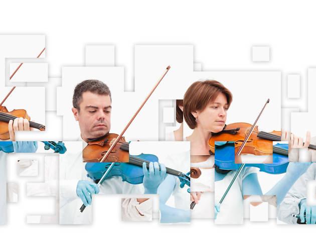 Quartet Brossa. Col·lectiu Brossa
