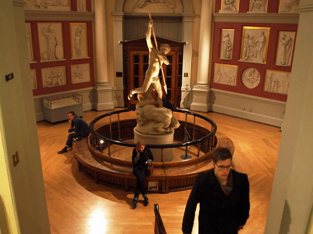 Flaxman Gallery, UCL Main Library