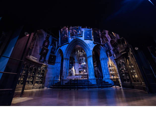 Warner Bros Studio Tour London The Making Of Harry Potter