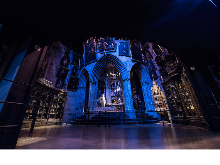 Dark Arts season at The Making of Harry Potter