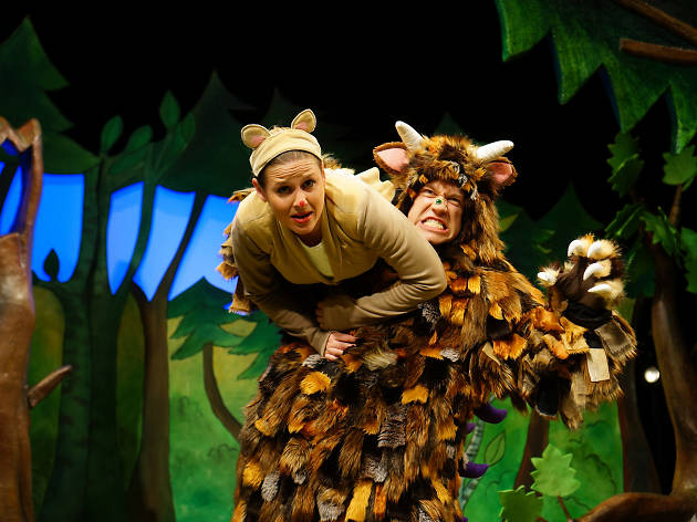 'The Gruffalo' review