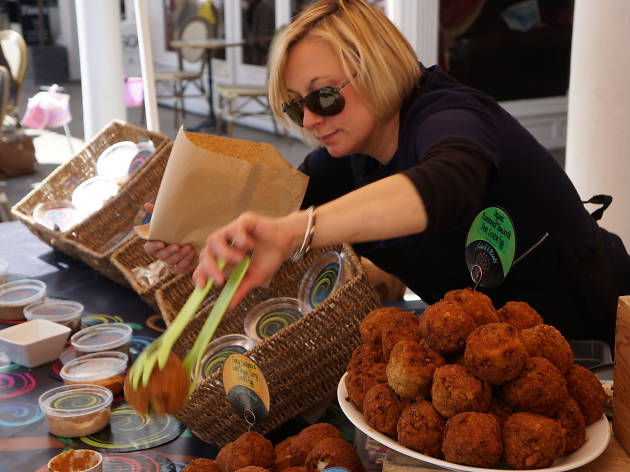 Clissold Park Food and Drink Festival