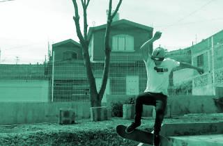 Clases de skateboarding para niños