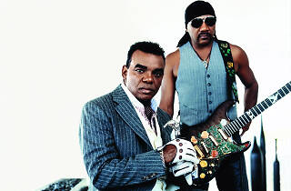 The Isley Brothers + Sheila E.