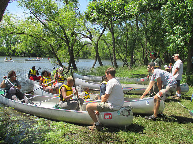 Bird ID Canoe Cruise