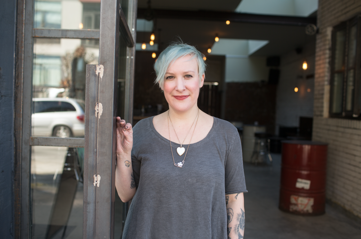 Bartender Tales: Alissa Atkinson of Precious Metal