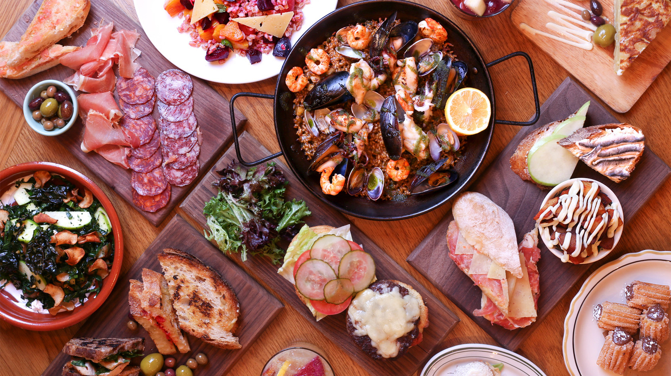 Check out the best tapas in NYC