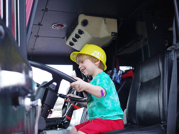 Touch-A-Truck Family Festival