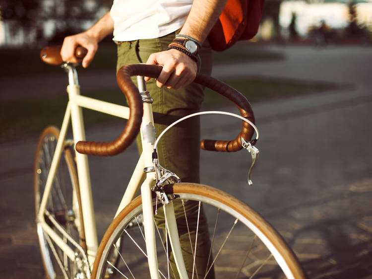 Bike Maintenance 101 at Recycle-a-Bicycle