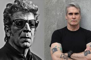 The Un-Private Collection: Robert Longo and Henry Rollins