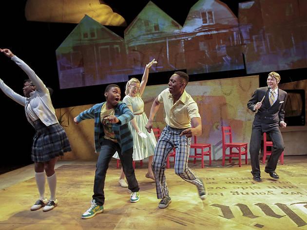 Chicago Children's Theatre Jabari, Sunday, April. 3, 2016Charles Osgood Photography
