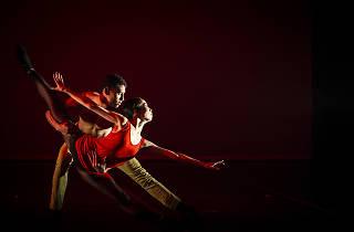 Concurso interno de coreografía de la CND