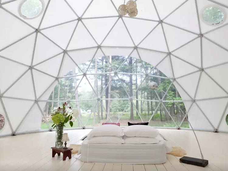 Three architecturally stunning geodesic domes you can rent right now