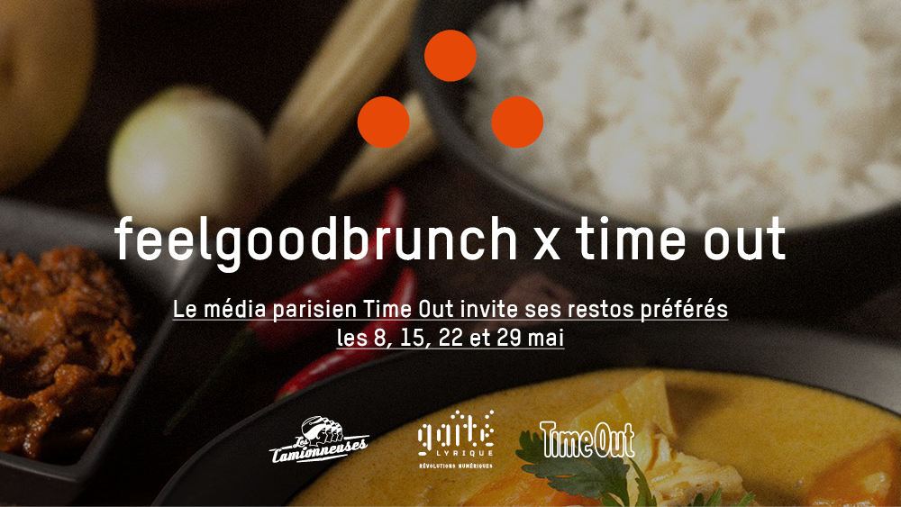 On va bruncher avec Time Out