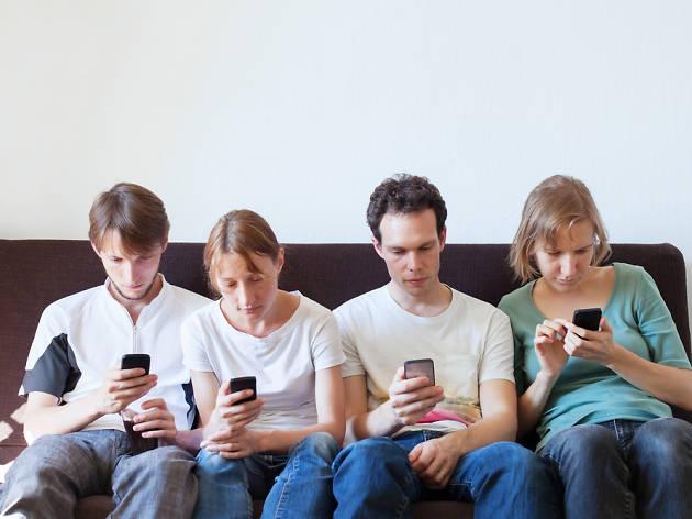 mòbil addictes