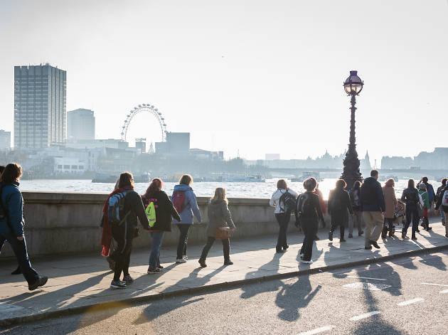 TfL Free Guided Walks