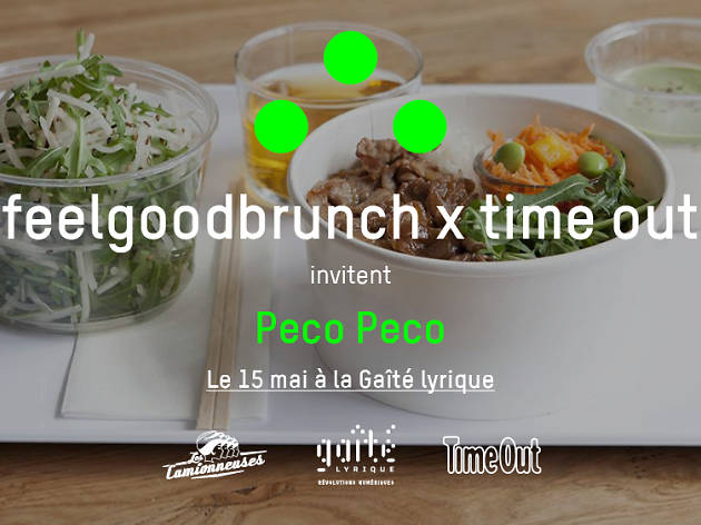 Feelgoodbrunch x Time Out : Peco Peco