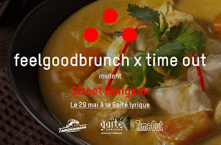 Feelgoodbrunch X Time Out : Street Bangkok
