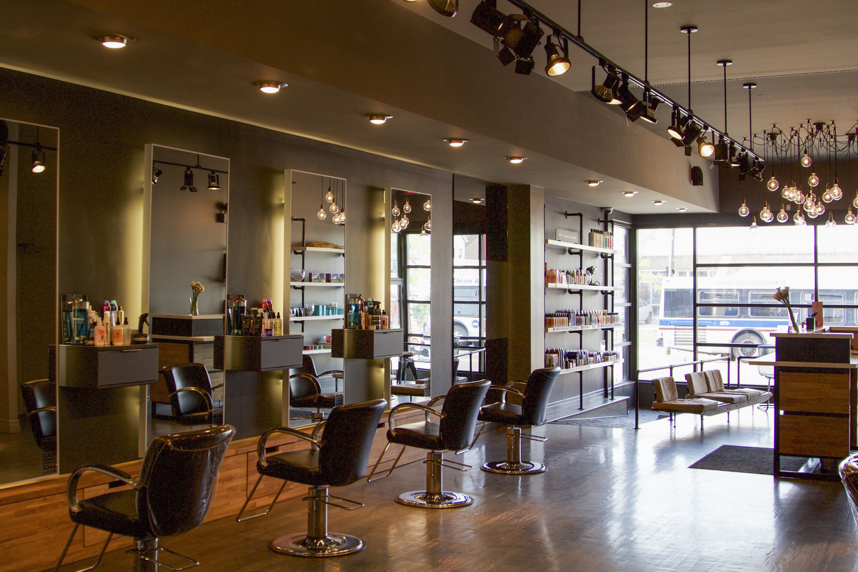 Hair salons in chicago for hair cuts color and blowouts for A new look salon