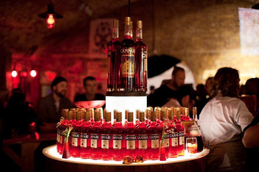 The world's biggest negroni bar is coming to Shoreditch