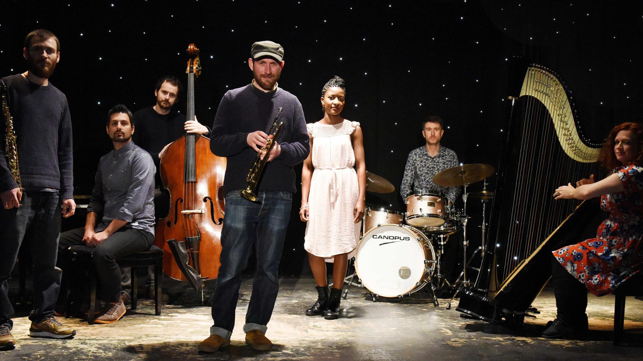 Matthew Halsall/Gondwana Orchestra