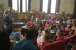 Children's Book Week Kick-Off