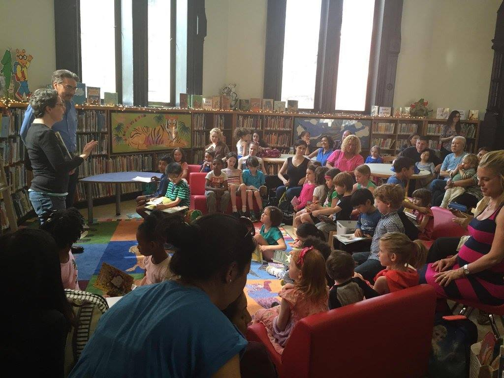 Children's Book Week Kick-Off | Things to do in New York Kids