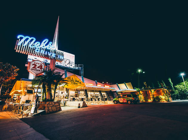 Mel's Drive-In - West Hollywood