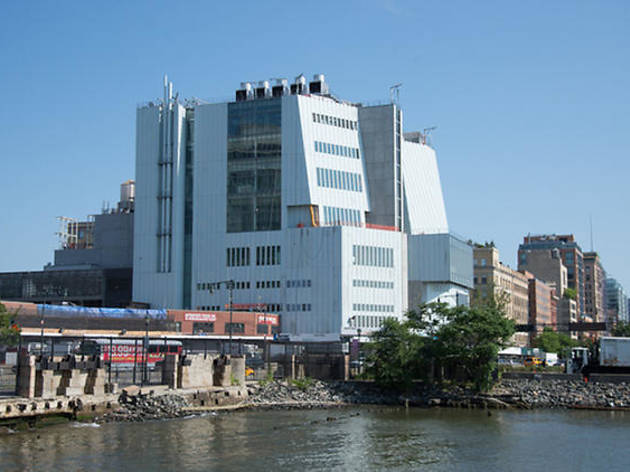 The Whitney is offering free admission on Saturday, but only to its lucky neighbors
