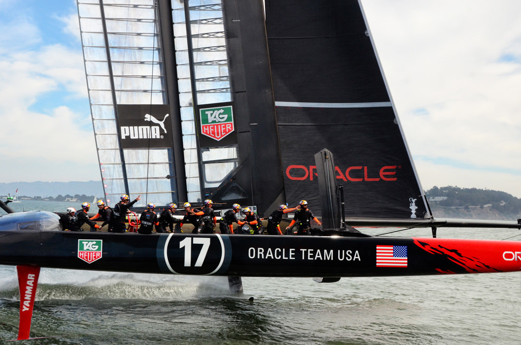 Guide to the America's Cup in NYC