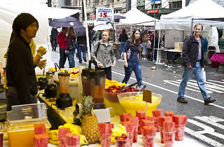 PopUp New York Street Fairs