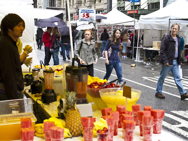 PopUp New York Street Fairs