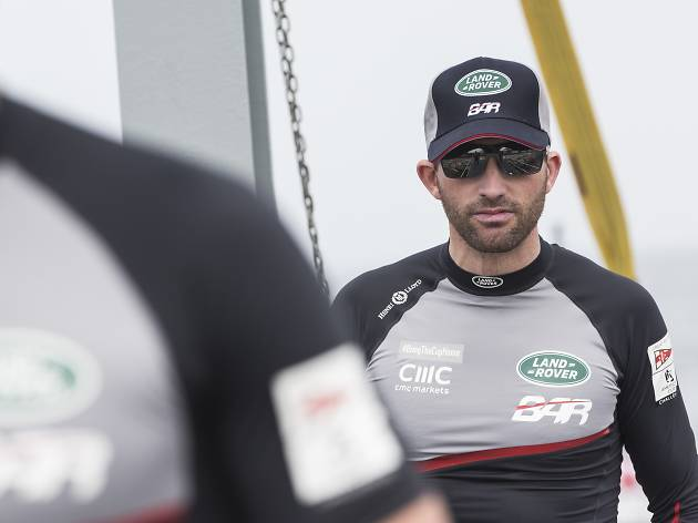 Sir Ben Ainslie talks about bringing his team to the America's Cup in NYC