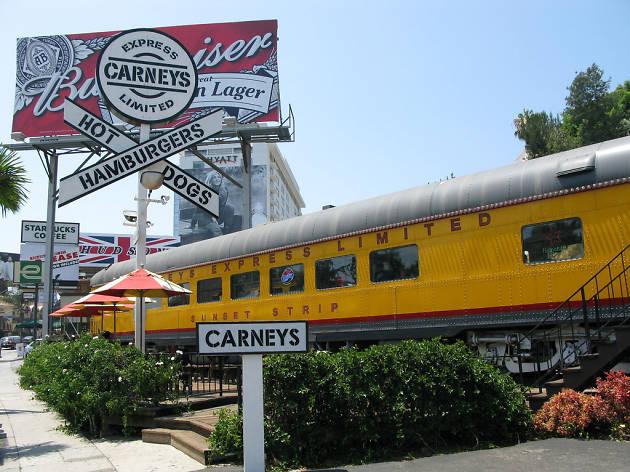 Carney's Restaurant