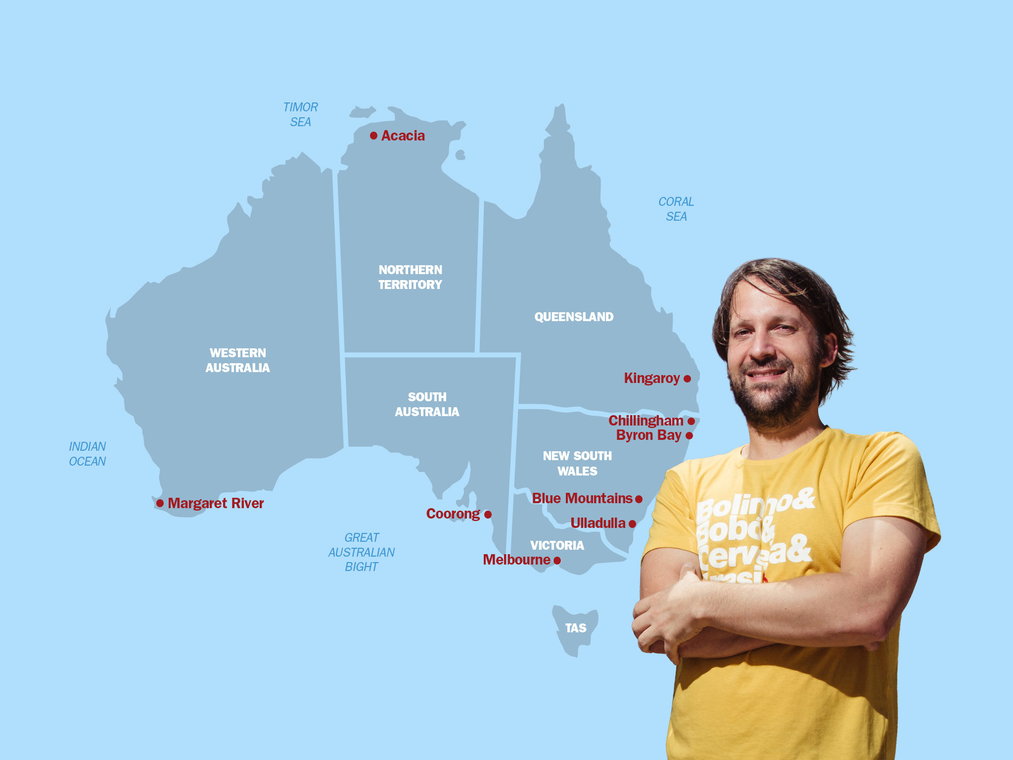 Australia on a plate - Rene Redzepi