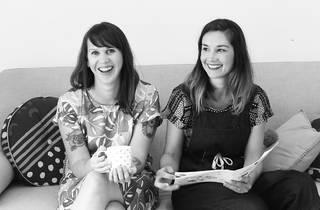 Sarah Thornton & Brooke Johnston for 40 Under 40