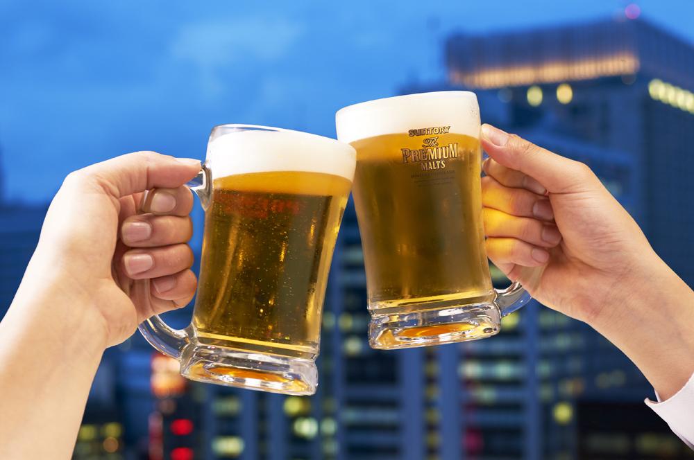 Tokyo's best beer gardens