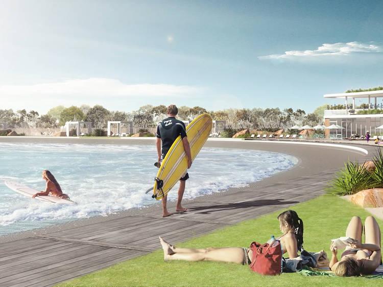 Sydney's getting its own WaveGarden