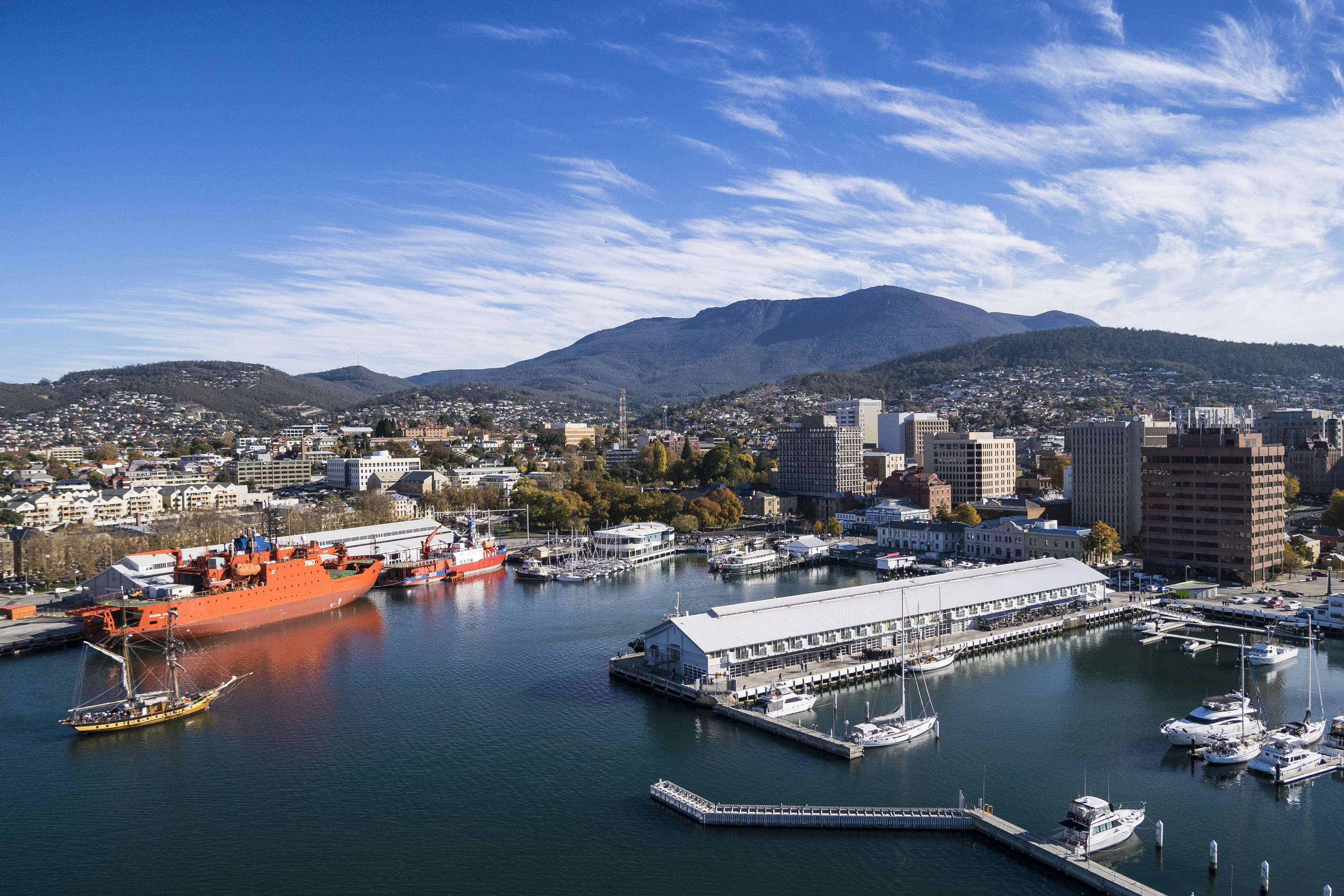 Time Out's guide to Hobart