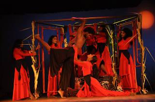 Riddi Dance drama