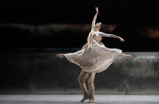 Vitesse 2016 The Australian Ballet production image 01 Forgotten Land feat Amber Scott and Adam Bull photographer credit Jeff Busby