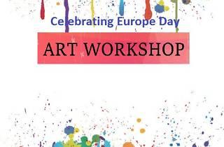 Celebrating Europe Day – Art Workshop