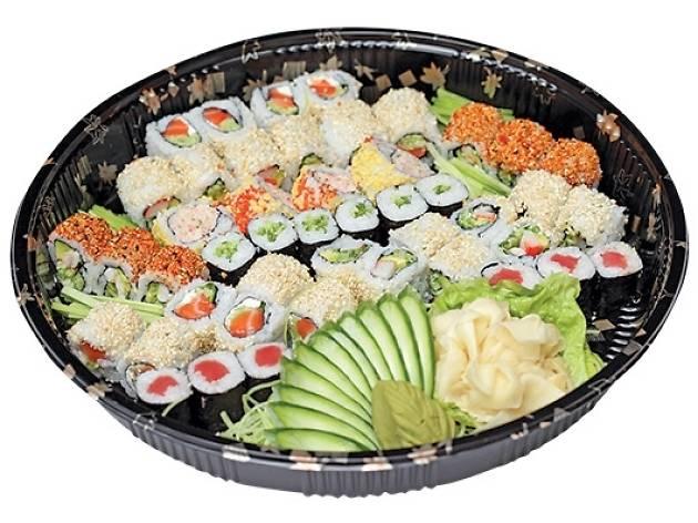 Chinese & Sushi Express