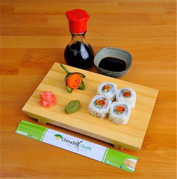 ChinaStix & Sushi