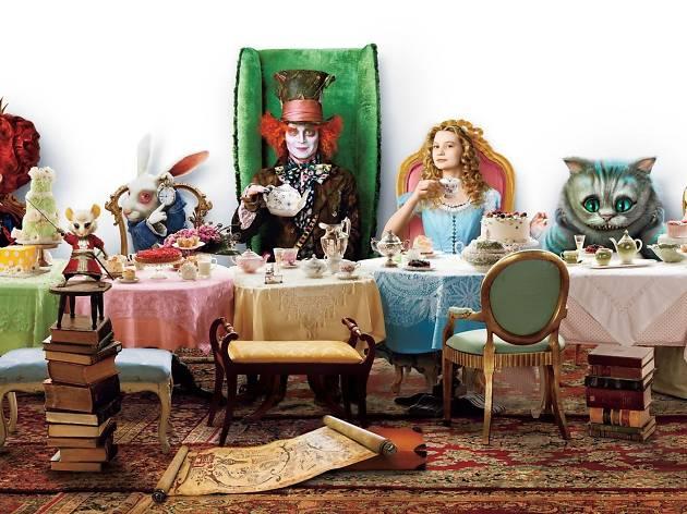 Alice in Wonderland (May 27)