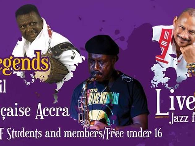 Highlife Legends Concert