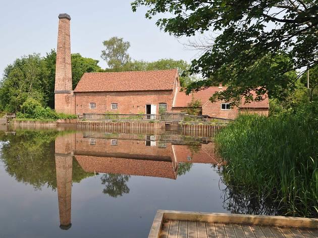 Sarehole Mill - Crocs