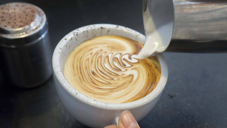 cafes and coffee shops in london, espresso rooms