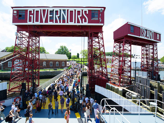 Governors Island, NY guide for kids and families