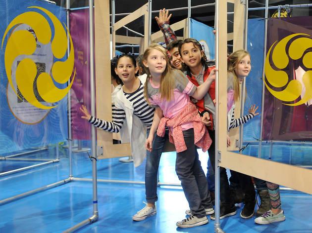 Día del Niño en el Papalote Museo del Niño